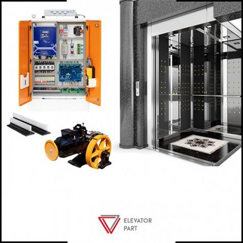 MR-800 Kg-Paket Asansör