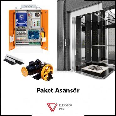 Paket Asansör