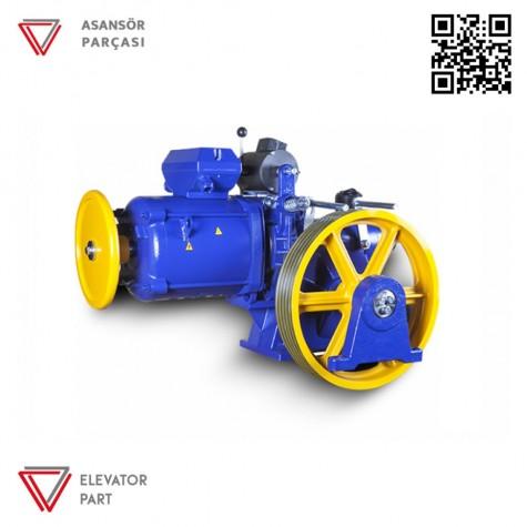 Akis Z 102 Asansör Motoru 1200 Kg