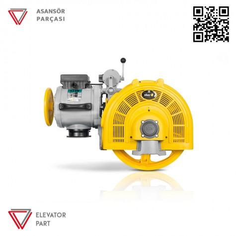 Eker Smart 5,5 Kw SM5505021 Asansör Motoru