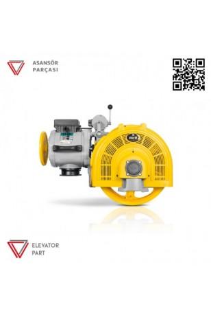 Eker Smart 5,5 Kw Sm55100 Vvvf Asansör Motoru