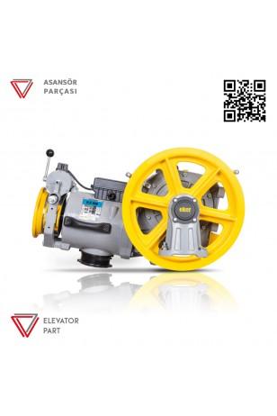 Eker Strong Lite 5,5 Kw Stl55160 Vvvf Asansör Motoru