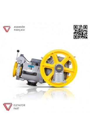 Eker Strong Lite 7,5 Kw Stl75100 Vvvf Asansör Motoru