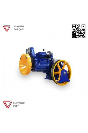 Akis Volpi V2X-Asansör Motoru