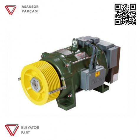 Nagel 200-1-250-Asansör Motoru