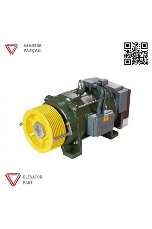 Nagel 200-2-250-Asansör Motoru