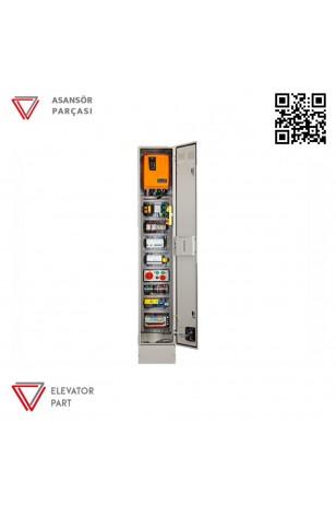 Arkel Arcode 7,5 Kw Makine Dairesiz Kumanda Panosu Universal