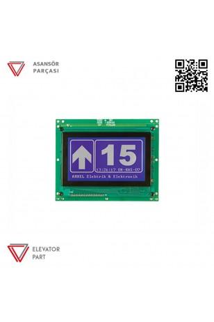ARKEL ÇAĞRI MODÜLÜ (LCD)